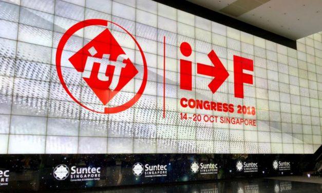 El Sindicato Aéreo de FeSMC-UGT presente en el Congreso de ITF