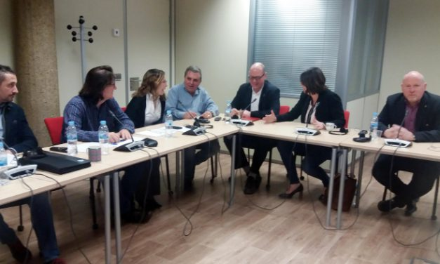 Reunión UGT-ITF para analizar el papel de los sindicatos en multinacionales del transporte por carretera de viajeros