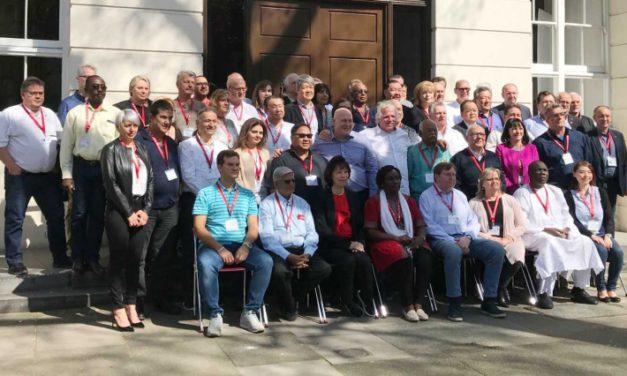 El Comité Ejecutivo de ITF apoya a los ferroviarios franceses y a los trabajadores del Canal de Panamá