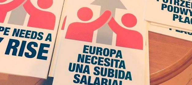 Los trabajadores de 7 países de la UE están en peor situación que hace 8 años