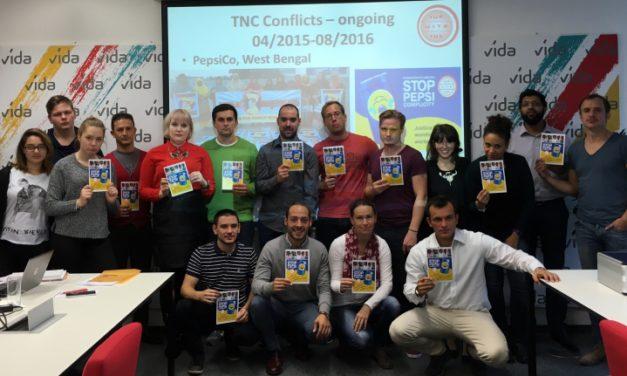 Comité de jóvenes de EFFAT: los jóvenes trabajadores deben ser considerados parte activa de las soluciones