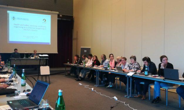 """UGT participa en el seminario """"Una Política Pesquera Común Socialmente Sostenible (PPC)"""""""