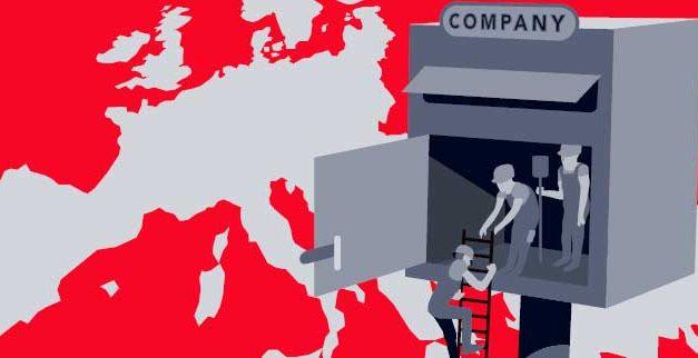 Las sociedades multiservicios eluden impuestos y explotan a trabajadores en toda Europa