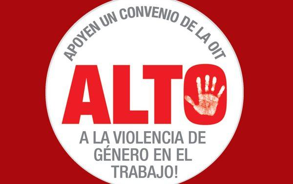 UGT se une a la campaña de la CSI contra la violencia de género en el mundo del trabajo