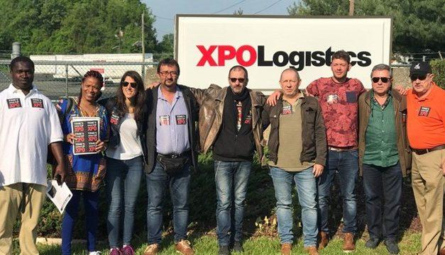Declaración de la ITF sobre XPO Logistics en Estados Unidos y España