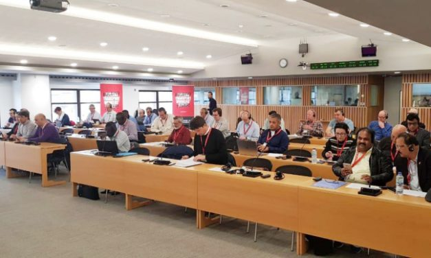 ITF analiza los principales problemas de los trabajadores de tierra del sector aéreo