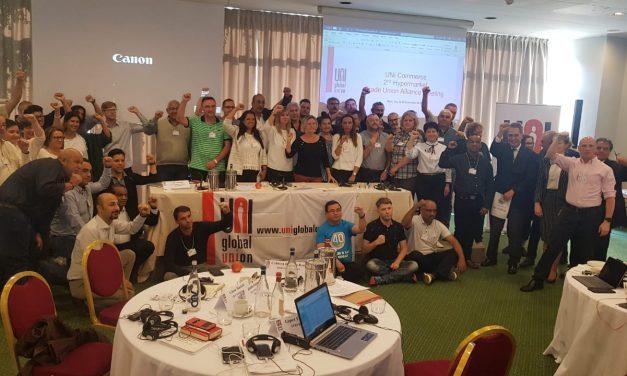 FeSMC-UGT asiste a la Alianza Sindical de Hipermercados