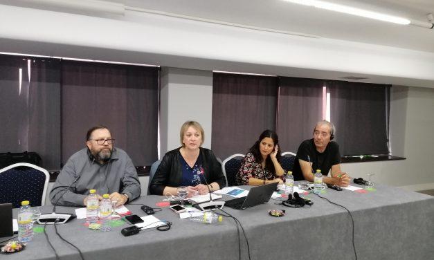 El Comité de UNI-MEI analiza la actualidad sindical en la industria audiovisual y del cine