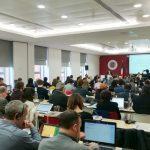 Delegados y delegadas de toda Europa se reúnen para analizar el sector de medios de comunicación y entretenimiento